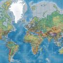 Карта Ямайки